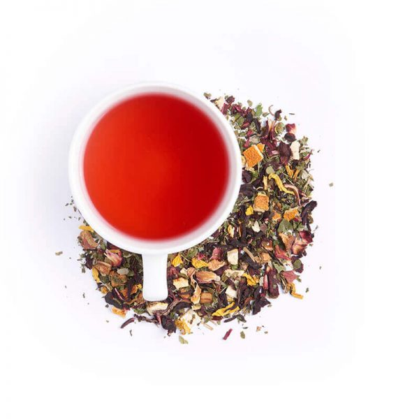 BOH Hibiscus Zest Infusion