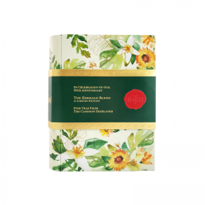 BOH The Emerald Blend limited edition Earl Grey with Marigold floral flavours.