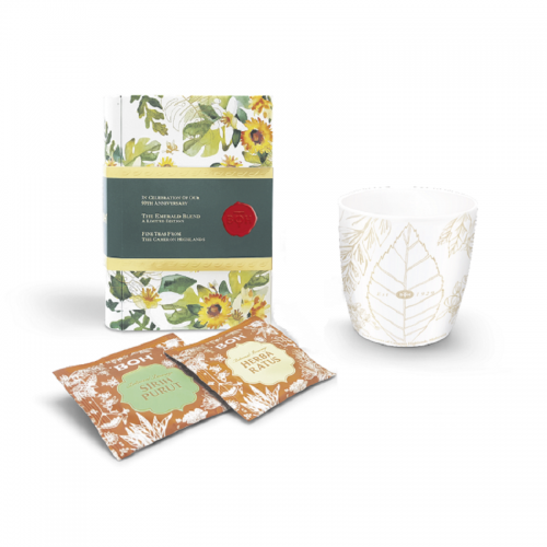 BOH 90th Tea Collection promo BOH Online Shop Exclusive RM48 FREE Mug and Malay Herbs - Sirih Pulut & Herba Ratus