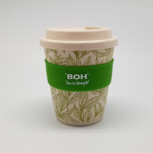 BOH eCo Wheat Biodegradable Mug Green